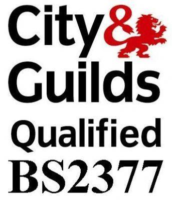 2377 C & G qualified